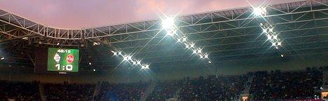 Borussia Park 2004 - Diesmal endete das Spiel zugunsten des Club
