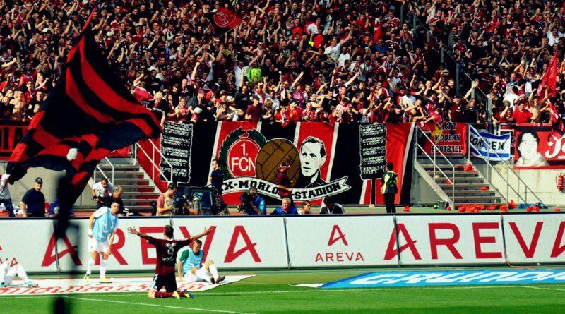 VURA, VURA! Die Clubberer sind da! #SVWFCN #FCN