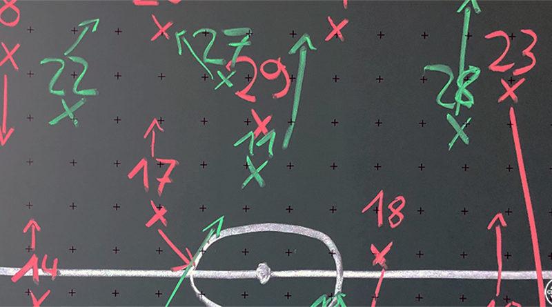 Analyse: Was tun mit dem Ball? #FCN #FCNAUE