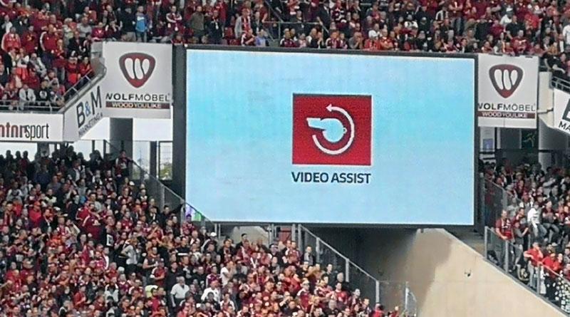 Heimsieg für den FCN – Club verteilt Knöllchen #fcnh96 #fcn